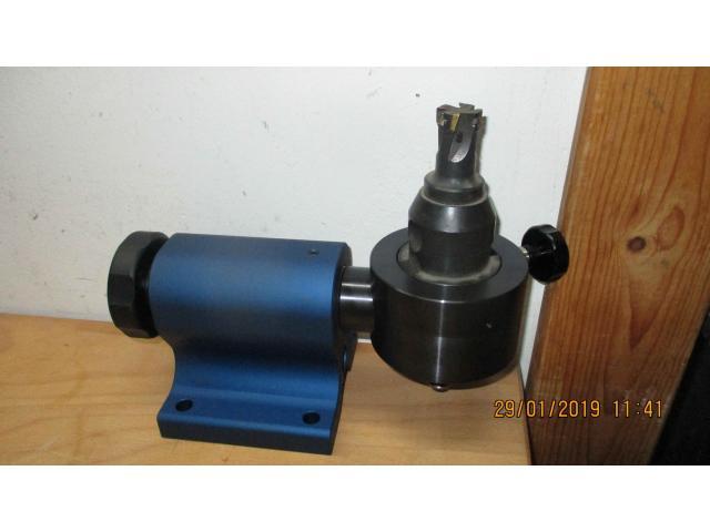 Montagesystem für Werkzeugauffnahmen SK 40/ (40008326:4000832115) - 2