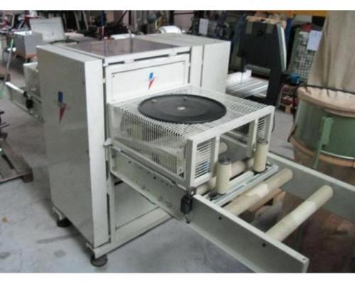 Robopac Spiror 08 Hochleistungsumreifungsmaschine - Bild 1