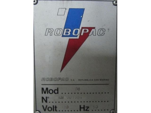 Robopac Spiror 08 Hochleistungsumreifungsmaschine - 4