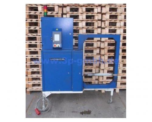 Mosca RO-TRS-4/1 automatische Transit-Umreifungsmaschine - Bild 1