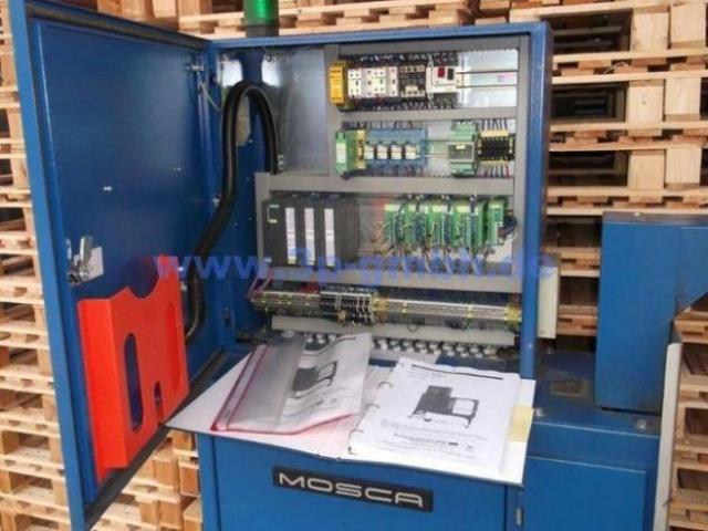 Mosca RO-TRS-4/1 automatische Transit-Umreifungsmaschine - 3