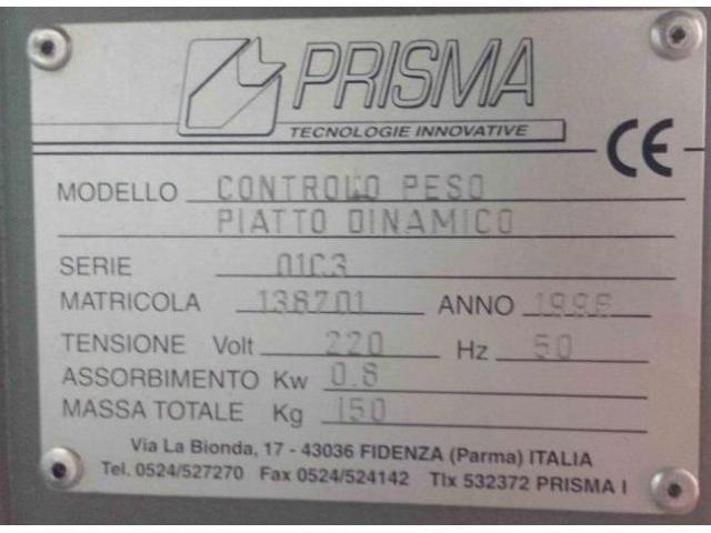 Prisma 01C3 Vergleichs- und Kontrollwaage - 4
