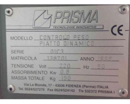 Prisma 01C3 Vergleichs- und Kontrollwaage - Bild 4
