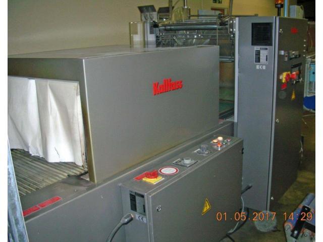 Kallfass Superwrap 650 Straffpacker mit Schrumpftunnel - 1
