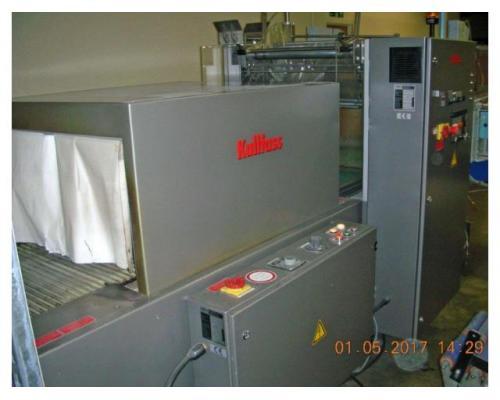 Kallfass Superwrap 650 Straffpacker mit Schrumpftunnel - Bild 1