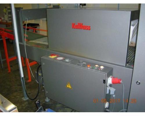 Kallfass Superwrap 650 Straffpacker mit Schrumpftunnel - Bild 2