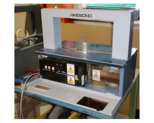 Akebono 301 N Banderoliermaschine - Bild 2