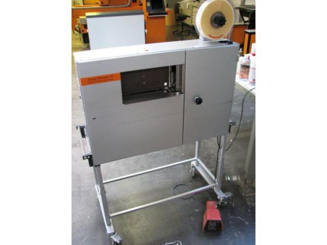 Sollas Bandum 25 MPC Banderoliermaschine - 1