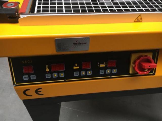 Weileder K-P 4255 Haubenschrumpfgerät - 3