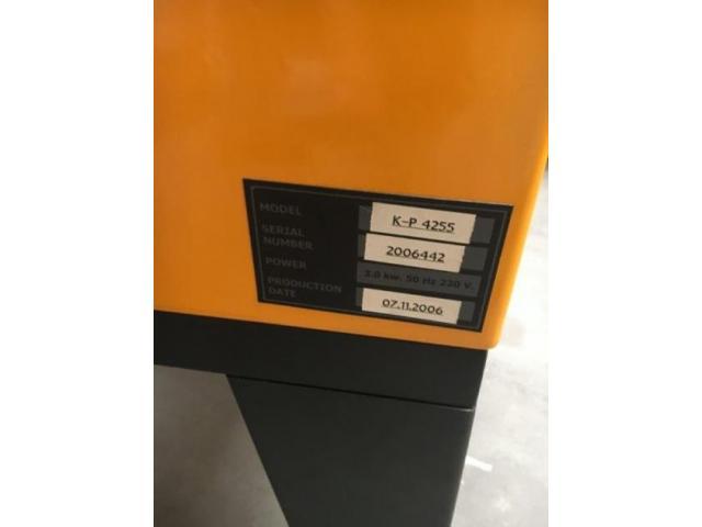 Weileder K-P 4255 Haubenschrumpfgerät - 6