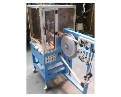 ATS Tanner Ultrasonic 2000 TRS automatische Banderoliermaschine - Bild 1