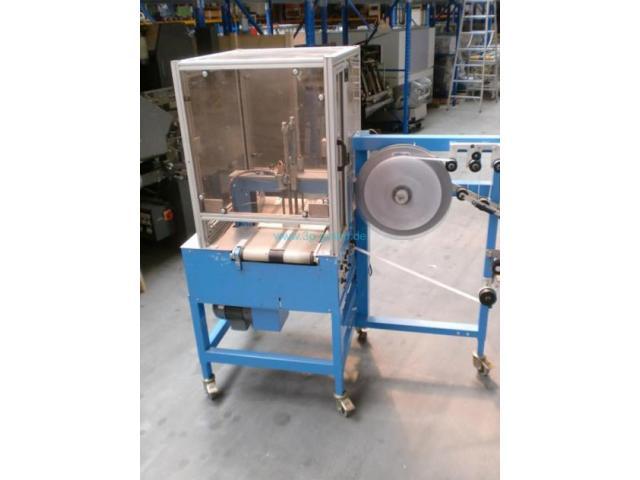 ATS Tanner Ultrasonic 2000 TRS automatische Banderoliermaschine - 2