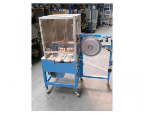 ATS Tanner Ultrasonic 2000 TRS automatische Banderoliermaschine - Bild 2