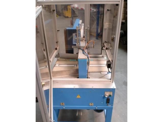 ATS Tanner Ultrasonic 2000 TRS automatische Banderoliermaschine - 3