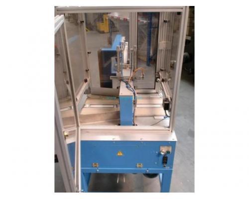 ATS Tanner Ultrasonic 2000 TRS automatische Banderoliermaschine - Bild 3
