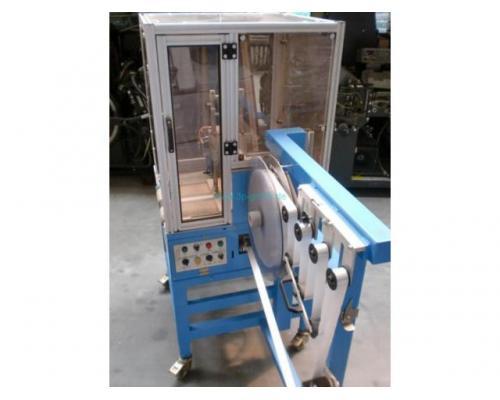 ATS Tanner Ultrasonic 2000 TRS automatische Banderoliermaschine - Bild 4