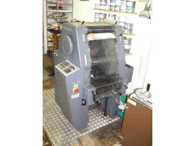 Heidelberg TO-K Einfarben-Offsetdruckmaschine - 1