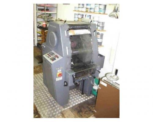Heidelberg TO-K Einfarben-Offsetdruckmaschine - Bild 1
