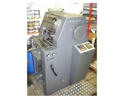 Heidelberg TO-K Einfarben-Offsetdruckmaschine - Bild 2