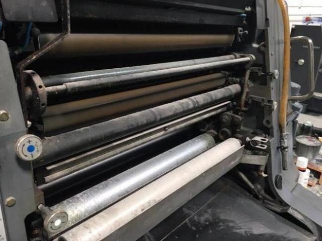 Heidelberg SORM Einfarben-Offsetdruckmaschine - 2