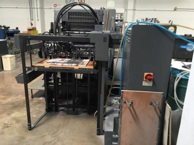 Heidelberg SORM Einfarben-Offsetdruckmaschine - 3