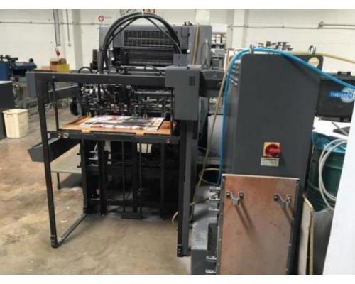 Heidelberg SORM Einfarben-Offsetdruckmaschine - Bild 3