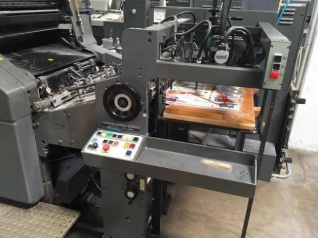 Heidelberg SORM Einfarben-Offsetdruckmaschine - 6