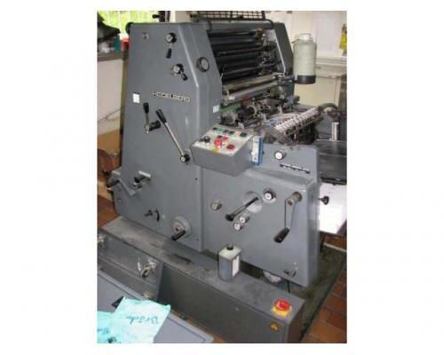Heidelberg GTO 52 Einfarben-Offsetdruckmaschine - Bild 1