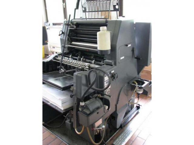 Heidelberg GTO 52 Einfarben-Offsetdruckmaschine - 2