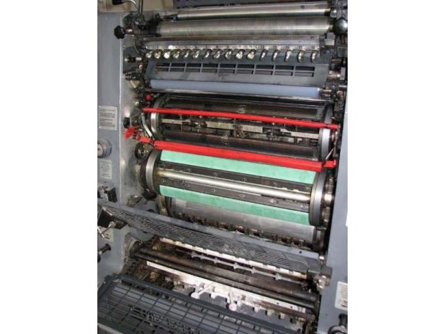 Heidelberg GTO 52 Einfarben-Offsetdruckmaschine - 3