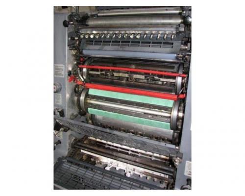 Heidelberg GTO 52 Einfarben-Offsetdruckmaschine - Bild 3