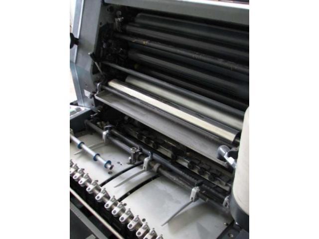 Heidelberg GTO 52 Einfarben-Offsetdruckmaschine - 4
