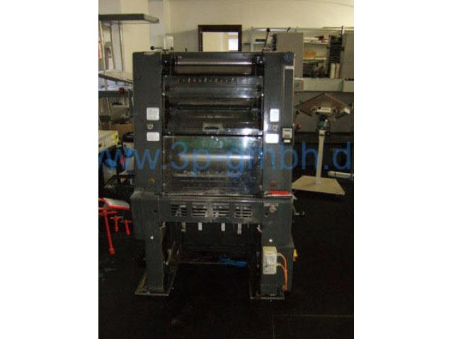 Heidelberg GTO 46 Einfarben-Offsetdruckmaschine - 1