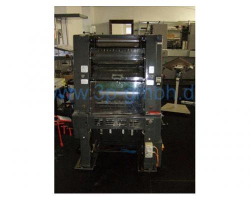 Heidelberg GTO 46 Einfarben-Offsetdruckmaschine - Bild 1