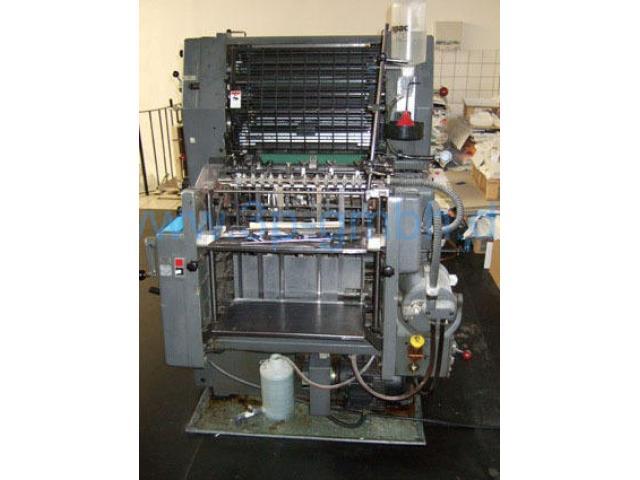 Heidelberg GTO 46 Einfarben-Offsetdruckmaschine - 2