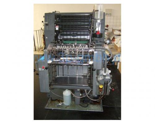 Heidelberg GTO 46 Einfarben-Offsetdruckmaschine - Bild 2