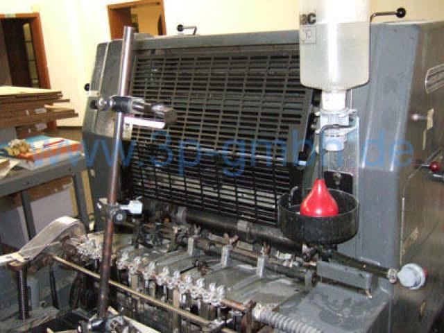 Heidelberg GTO 46 Einfarben-Offsetdruckmaschine - 3