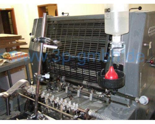 Heidelberg GTO 46 Einfarben-Offsetdruckmaschine - Bild 3