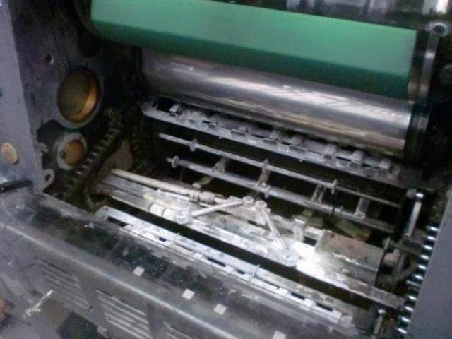 Heidelberg GTO 46 Einfarben-Offsetdruckmaschine - 6