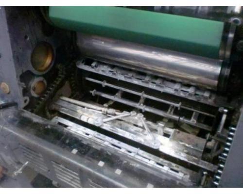 Heidelberg GTO 46 Einfarben-Offsetdruckmaschine - Bild 6