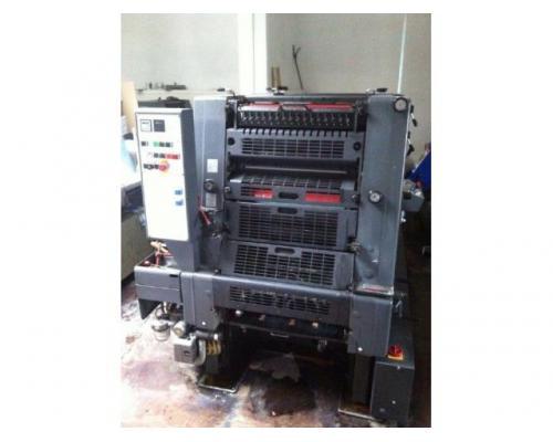 Heidelberg GTO 52-2-P Zweifarben-Offsetdruckmaschine - Bild 3