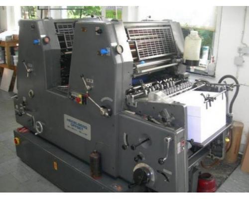 Heidelberg GTOZ-46 Zweifarben-Offsetdruckmaschine - Bild 1