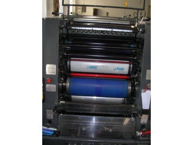 Heidelberg GTOZ-46 Zweifarben-Offsetdruckmaschine - 4