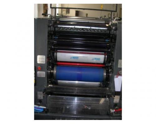 Heidelberg GTOZ-46 Zweifarben-Offsetdruckmaschine - Bild 4