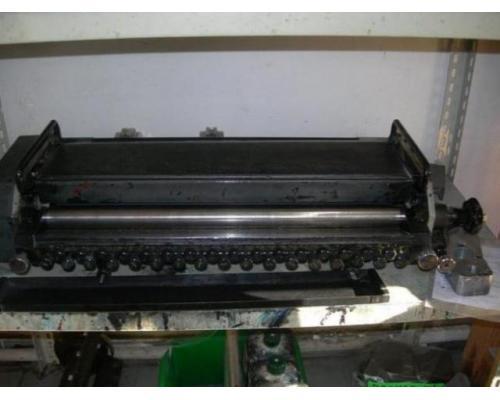 Heidelberg GTOZ-46 Zweifarben-Offsetdruckmaschine - Bild 5