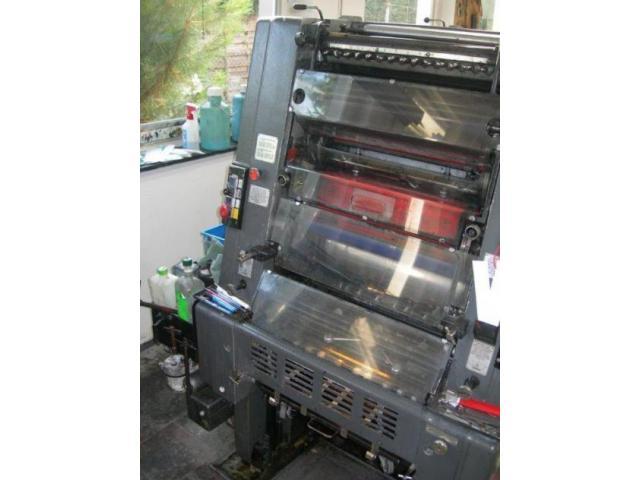 Heidelberg GTOZ-46 Zweifarben-Offsetdruckmaschine - 6