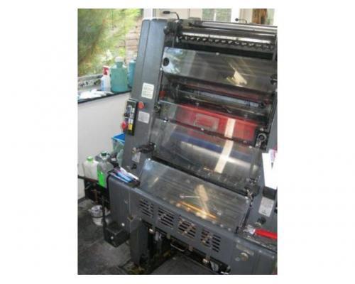 Heidelberg GTOZ-46 Zweifarben-Offsetdruckmaschine - Bild 6