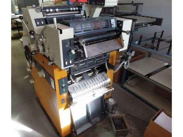 Ryobi 985 CF Zweifarben-Endlosdruckmaschine - 1