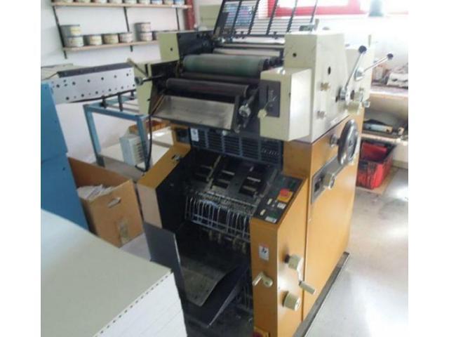 Ryobi 985 CF Zweifarben-Endlosdruckmaschine - 3