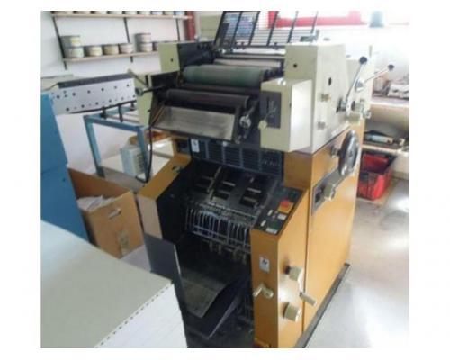 Ryobi 985 CF Zweifarben-Endlosdruckmaschine - Bild 3